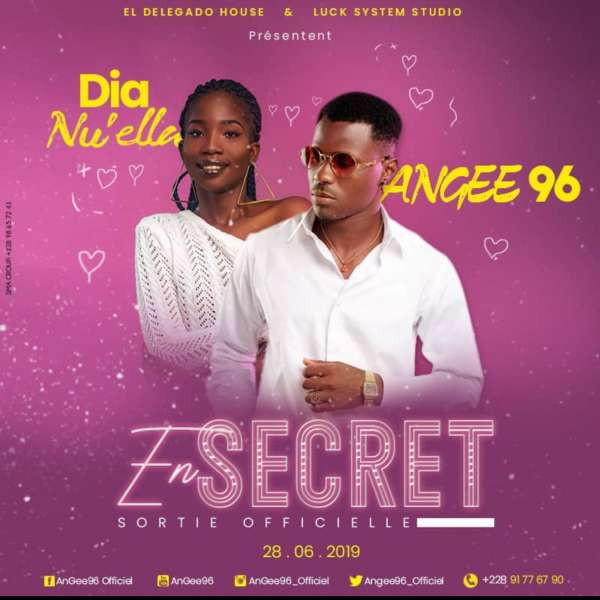Dia Nu'Ella feat Angee 96 - En Secret