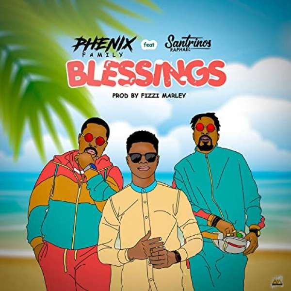 Phenix Family feat Santrinos Raphael - Blessings